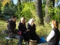 rekreacja z Galiną