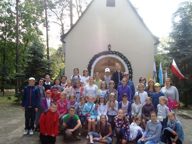 Początek roku apostolskiego z dziećmi