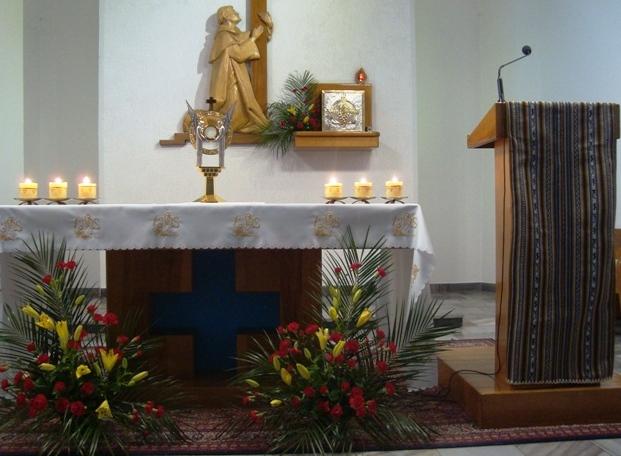 Tydzień misyjny w kaplicy Sióstr w Zielonce