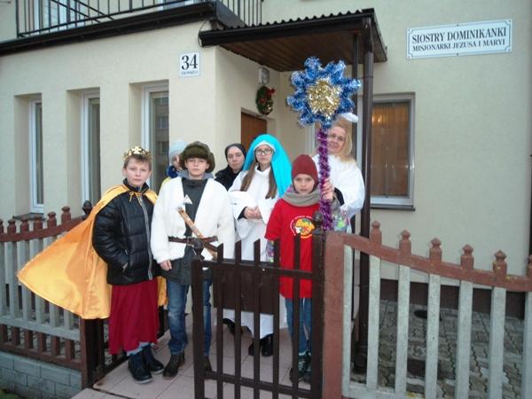 Kolędowanie misyjne w Bielsku