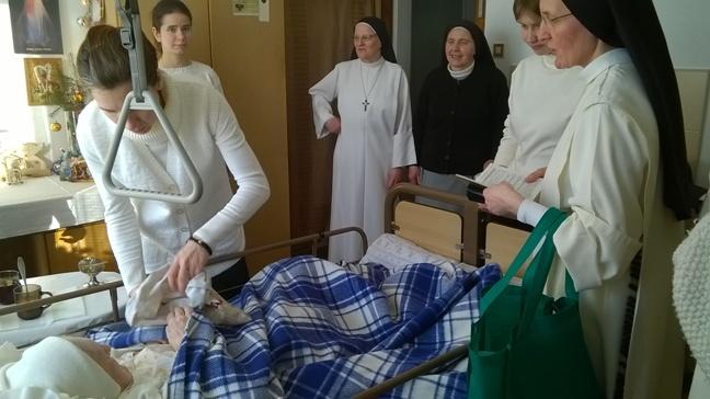 Klasztorny orszak mędrców