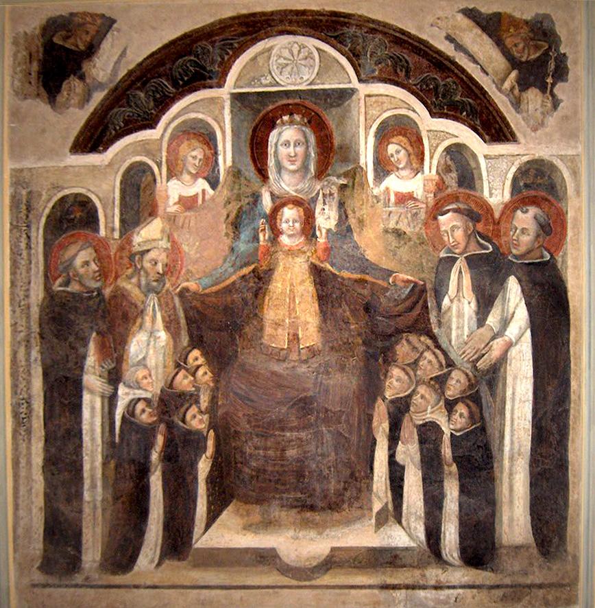 Miesiąc maj w duchu dominikańskim