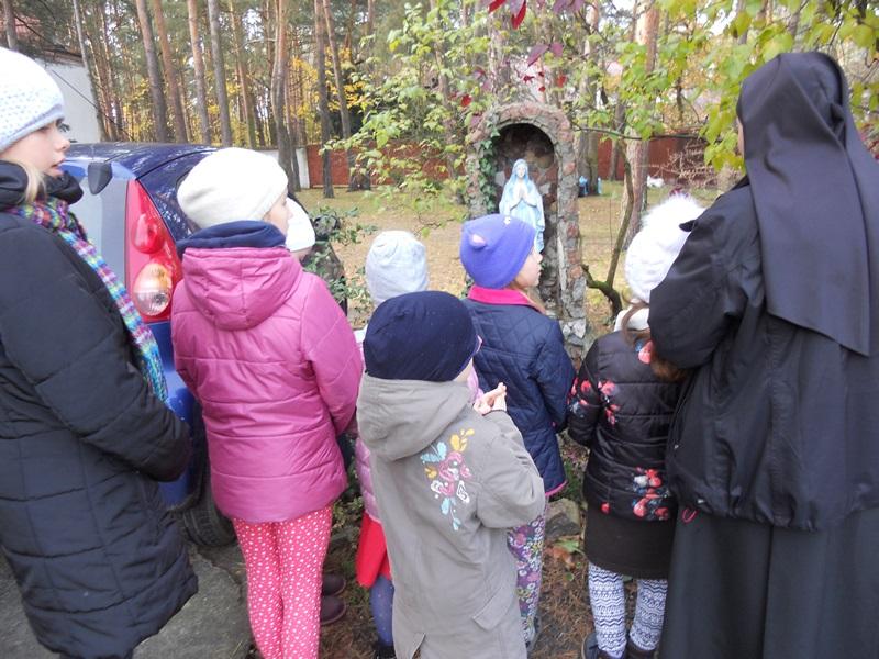 Nowy rok katechetyczny w józefowskim klasztorze.