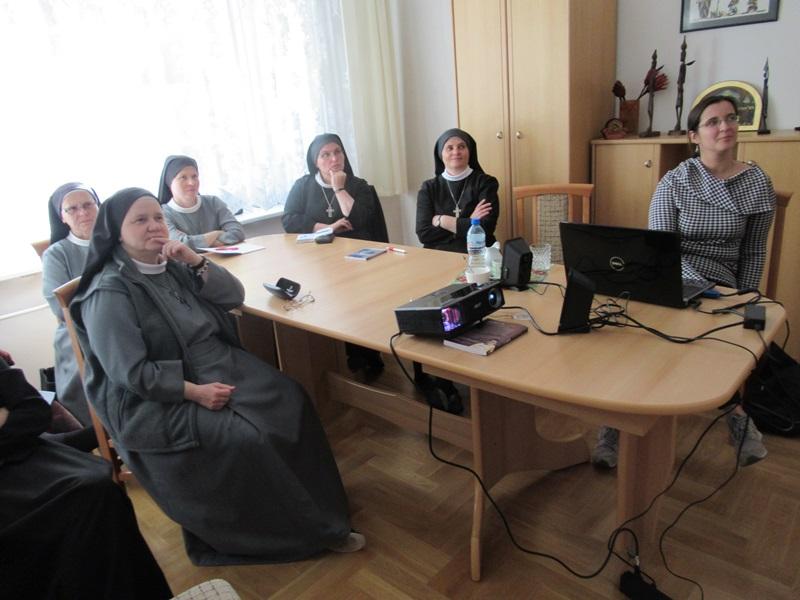 Spotkanie sióstr katechetek