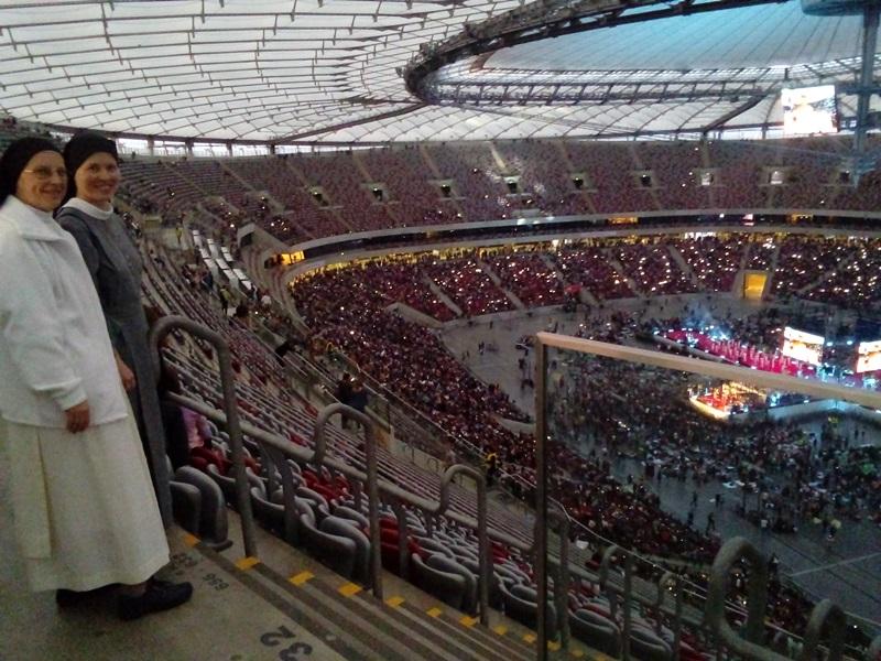 Stadion Młodych – włącz pełnie wiary!