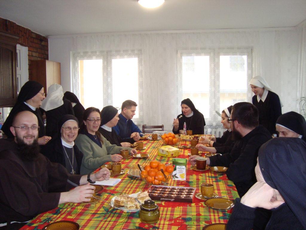 Misyjne spotkanie