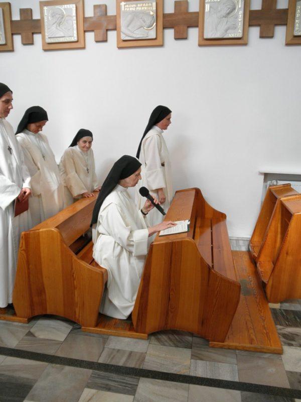 Jubileusz 50 lecia ślubów zakonnych