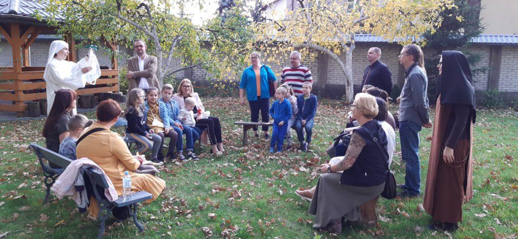Misyjne popołudnie u misjonarek