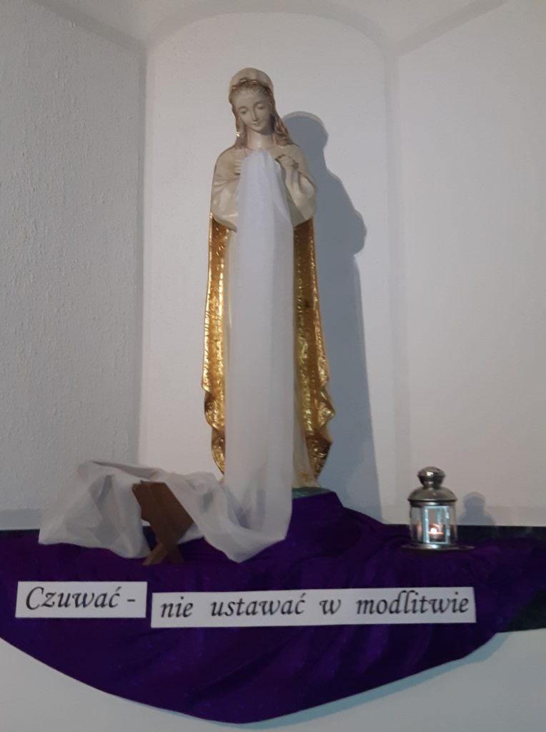 Adwent w kaplicy Sióstr Dominikanek Misjonarek