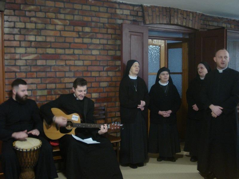 Goście z Centrum Formacji Misyjnej