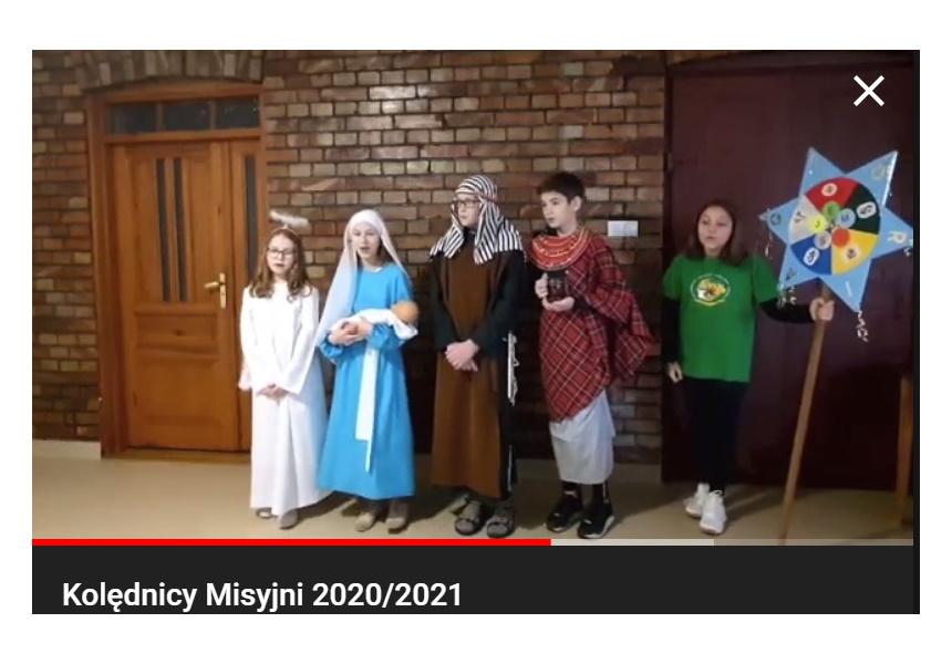Kolędnicy Misyjni 2020/2021